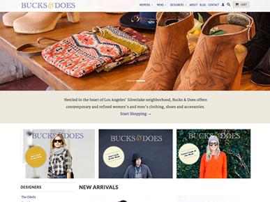 portfolio_B&D_Homepage